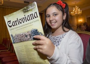 Launch of Carloviana by the Carlow Historical and Archaeological