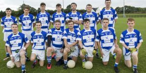 Tinryland take on Ballon in this year's Junior C final