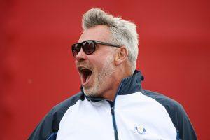 Captain Darren Clarke will be hoping Europe can maintain their winning run in the Ryder Cup