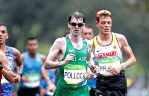 Ireland's Paul Pollock used a TUE to treat a foot injury ahead of the Olympics Mandatory Credit ©INPHO/Morgan Treacy