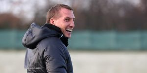 Brendan Rodgers' Celtic side face a big challenge against Manchester City