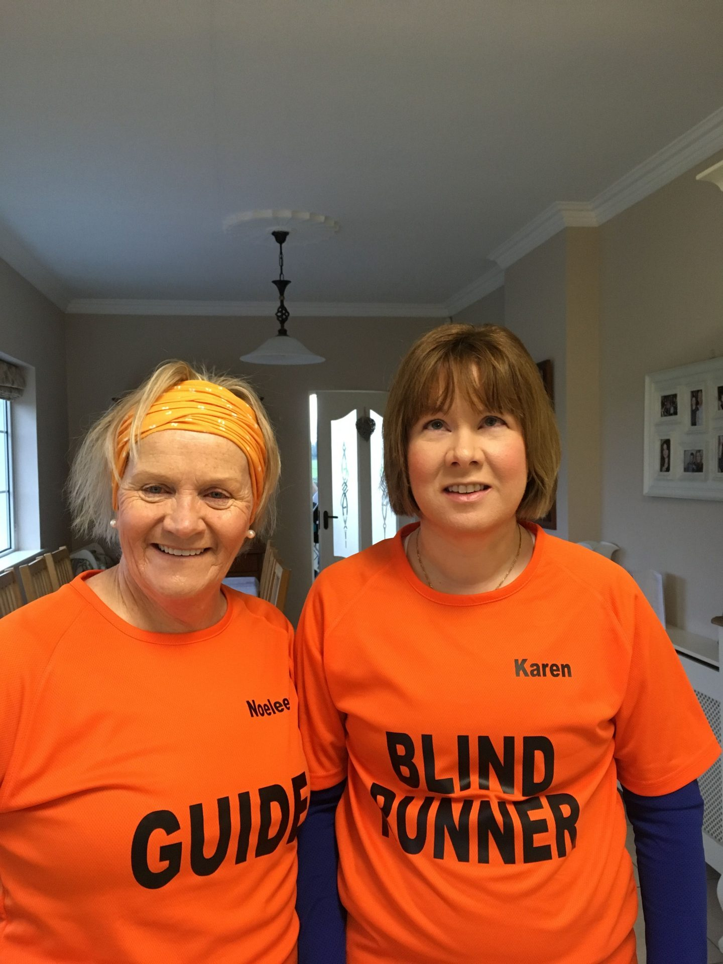 Carlow Nationalist Latest Fitness Craze Has Given Blind