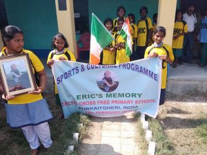 Carlow Nationalist — Elaine's return to West Bengal school